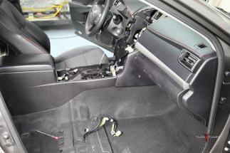 Toyota Camry Complete Audio Upgrade (2)