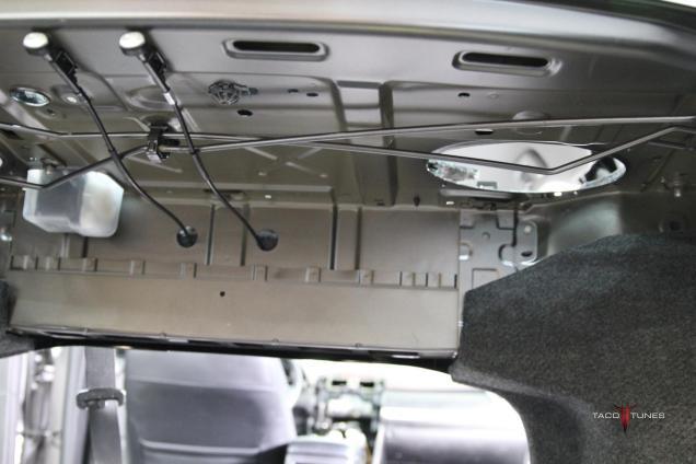 Toyota Camry Complete Audio Upgrade (7)