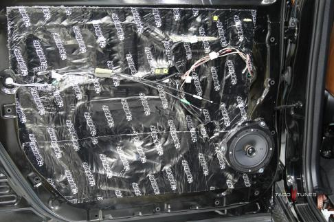 2015 Toyota Tundra CrewMax 1794 Edition Stereo System Upgrade