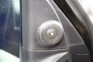 2015 Toyota Tundra CrewMax 1794 Edition Kicker KSS67 Tweeters