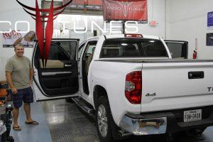 Jons 2015 Toyota Tundra CrewMax Limited Audio System Upgrade Austin TX