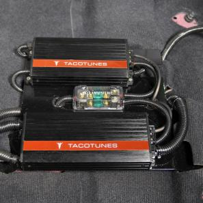 Toyota Camry Plug and Play Amplifiers