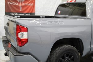 2017 Toyota Tundra TRD Pro Cement Indoor Pictures