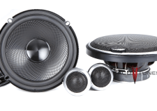 Kenwood KFC-P710PS Component Speakers  Toyota Tundra
