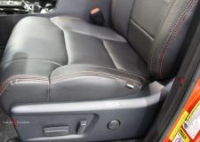 Toyota Tundra CrewMax Red McCombs Audio Upgrade