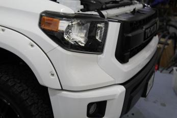 Toyota Tundra CrewMax TRD Pro Audio Upgrade