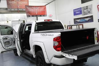 Toyota Tundra CrewMax TRD Pro Audio Upgrade (44)