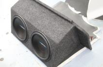 Toyota Camry Subwoofer Options