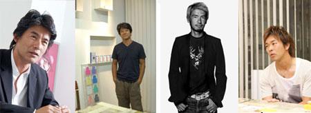 左から 岡さん、川口さん、多田さん、麻生さん。
