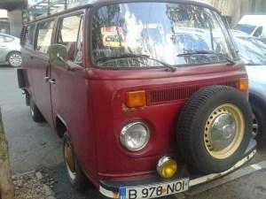 Hippie-van, Volkswagen Type 2