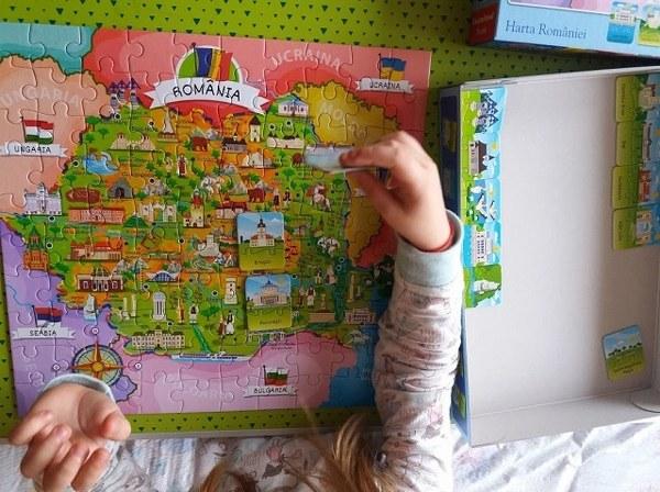 Puzzle pentru copii si adulti