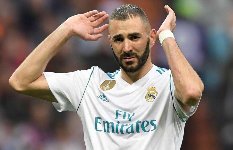 مهاجم ريال مدريد من اصول عربيه من ست حروف Tacteec