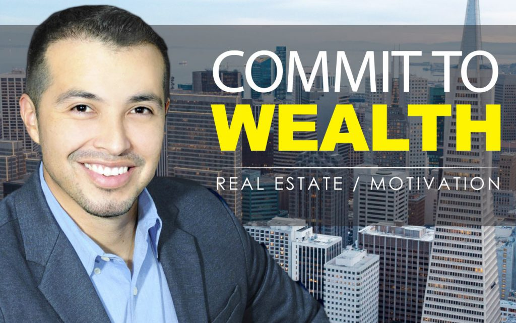 commit to wealth banner
