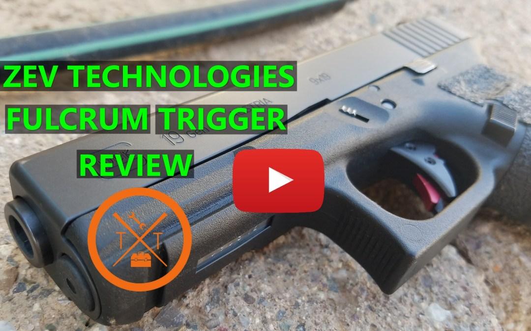 Zev Technologies Fulcrum Trigger Review: Best Glock Trigger?