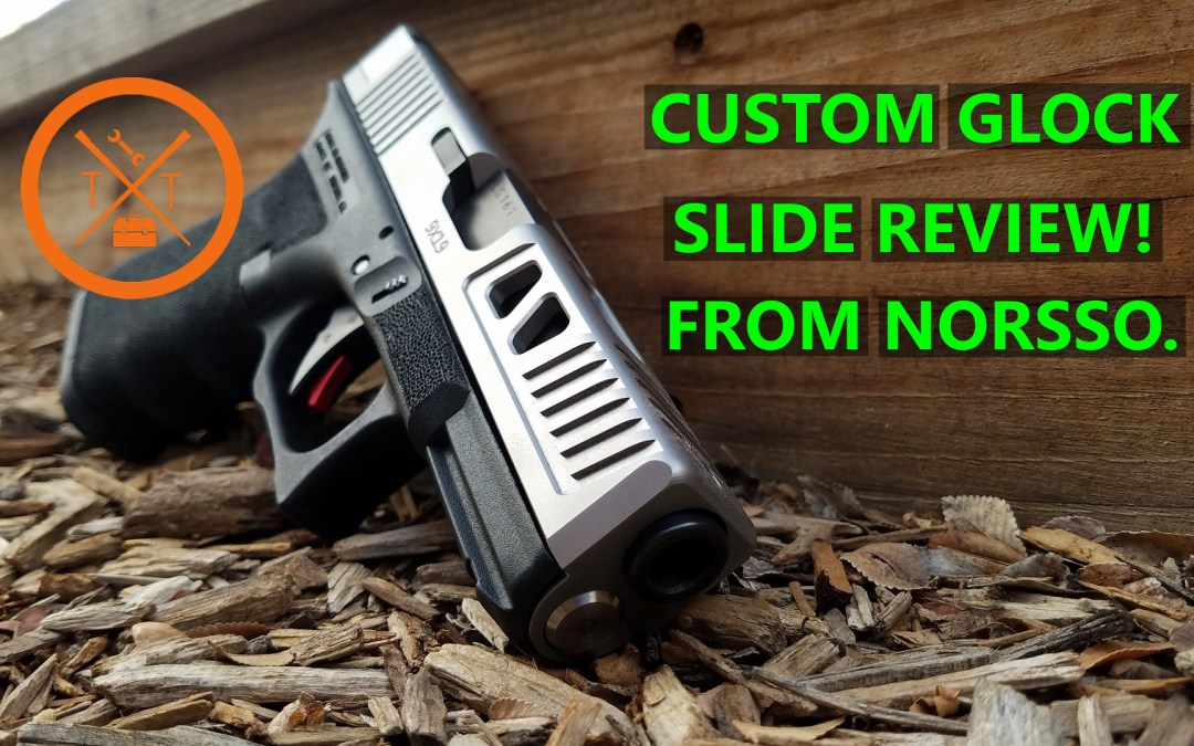 Custom Glock Slide Milling Review: From Norsso CNC! High Quality and
