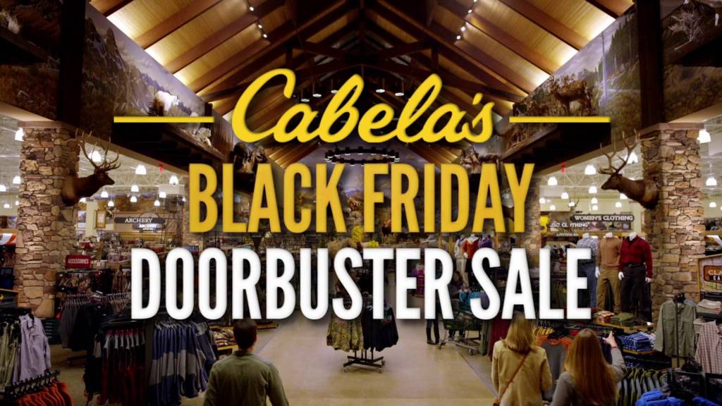 cabelas black friday sale