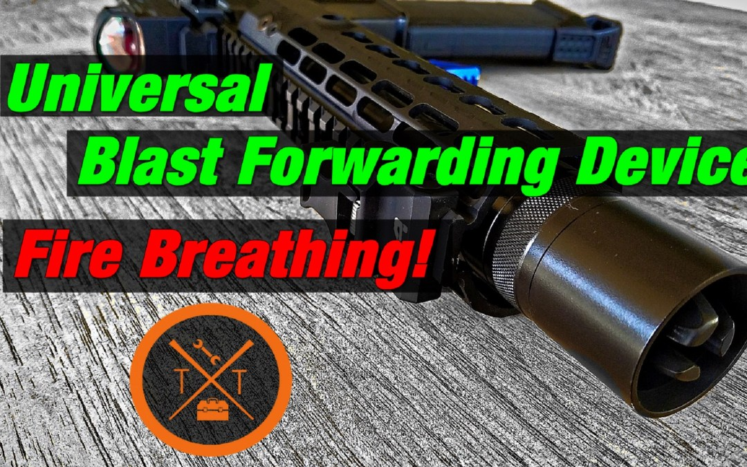 It's Like a Universal Lantac BMD! Indian Creek Design BFD Review!