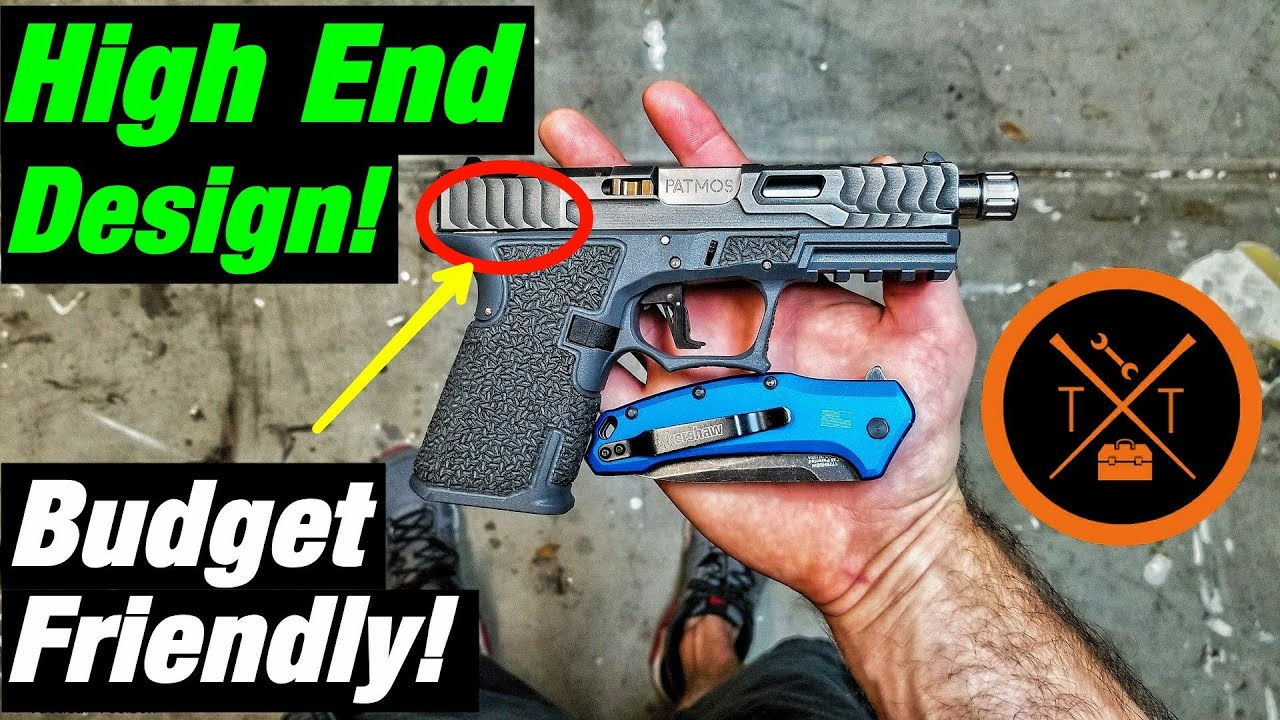 Crazy Coupons! 💥 Affordable Custom Glock Slides! 😍P80 G19