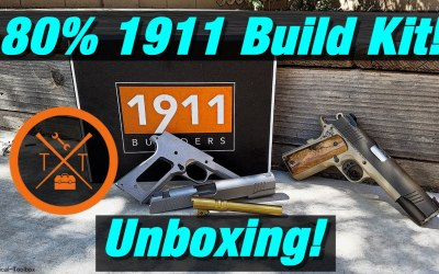 Custom 1911 Build