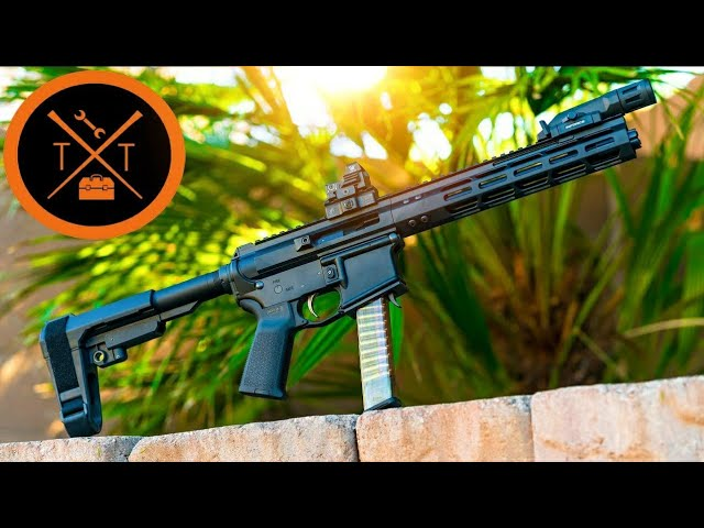 AR-15 to 9mm Glock Carbine Conversion Kit     the easy way?