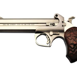 Bond Arms Texan Stainless .45 LC / .410 GA 6-inch 2Rds