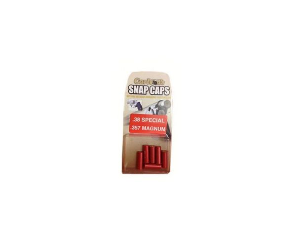 Carlsons Cap .38 Special (6-Pack)