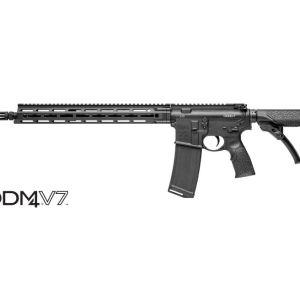 Daniel Defense DDM4V7 Black .223 / 5.56 NATO 16-inch 30Rd