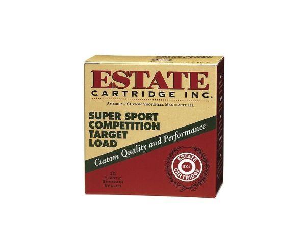 Estate Cartridge SS12XH19 12GA Super Sport Target 1oz 25rds