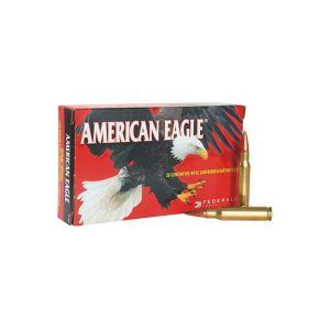 Federal American Eagle .223Rem 62GR FMJ 20Rds