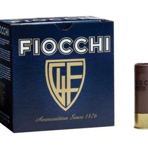 """Fiocchi Speed Steel Warlock Steel 12 GA 3"""" 1 1/5 Oz 2 Shot 25 per Box"""