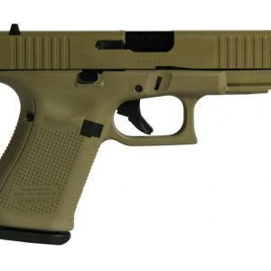 Glock 19 Gen5 Flat Dark Earth 9mm 4.02