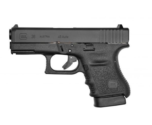 Glock 36 Gen 3 Black 3.78-inch .45 ACP 6Rd