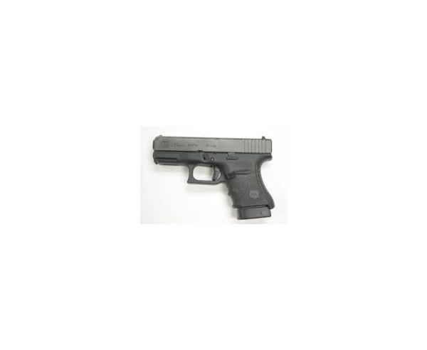 Glock 30 Gen 4 Black .45ACP 3.78-inch 10 Rds