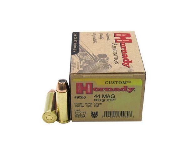Hornady 44mag 200GR XTP 20rds