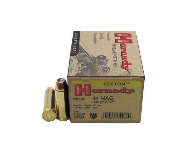 Hornady 44mag 300GR XTP 20rds