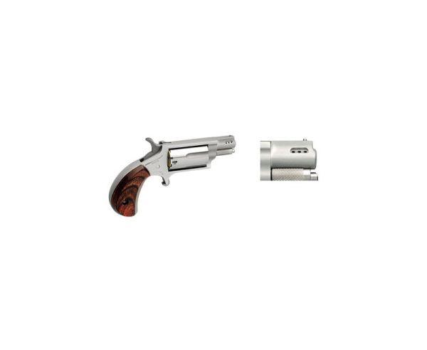 North American Arms Ported Snub 22/22M 1.125-inch 5rd