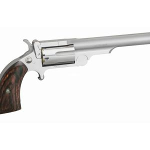 """North American Arms Ranger II Stainless .22 Mag 4"""" Barrel 5-Rounds"""