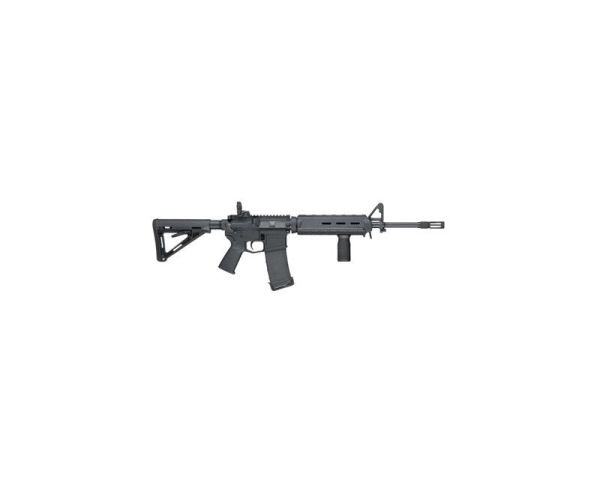 Smith and Wesson M&P15 MOE MID Magpul Black .223 / 5.56 NATO 16-inch 30Rd