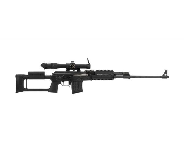 "Zastava USA M91 Sniper 7.62 X 54 24"" Barrel 10-Rounds with POSP 4x24mm Scope"