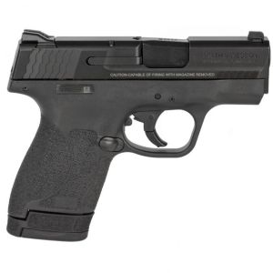 Smith and Wesson M&P9 Shield M2.0 9mm 3-inch 8rd No Thumb Safety