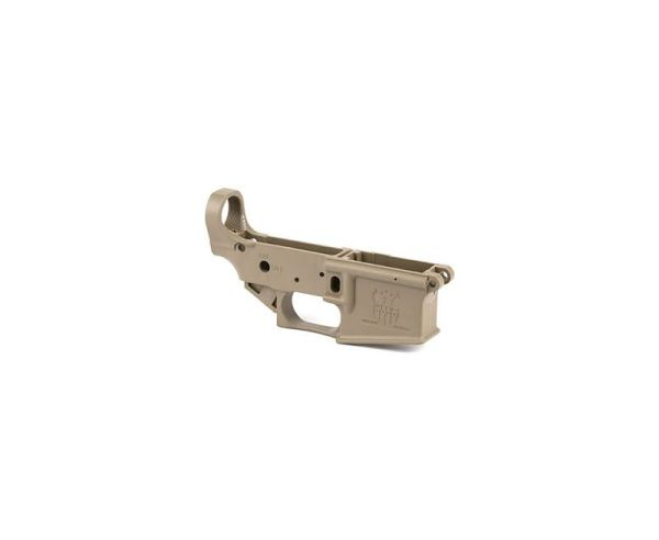 FMK Firearms AR-15 Lower Receiver Flat Dark Earth .223 Rem / 5.56