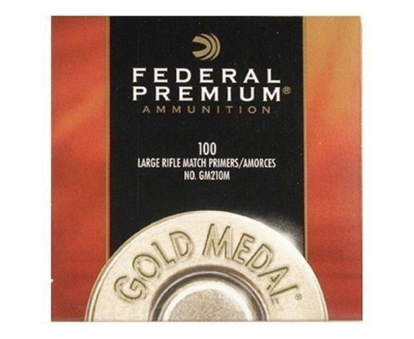 Federal Rifle Match Primer Large