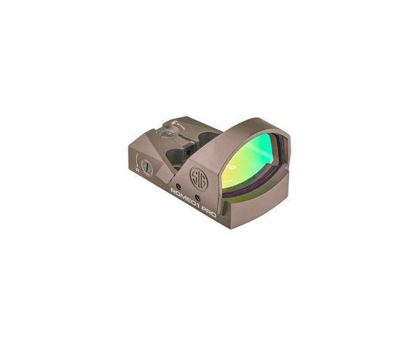 Sig Romeo 1 Pro 1x30mm Red Dot 6MOA FDE