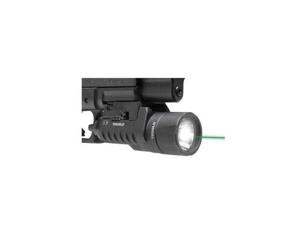 Truglo Tru-Point Laser/Light Combo Black with Green Laser