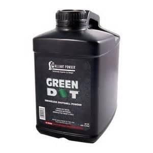 Green Dot Powder