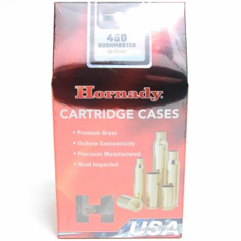 .450 Bushmaster - Hornady Cases