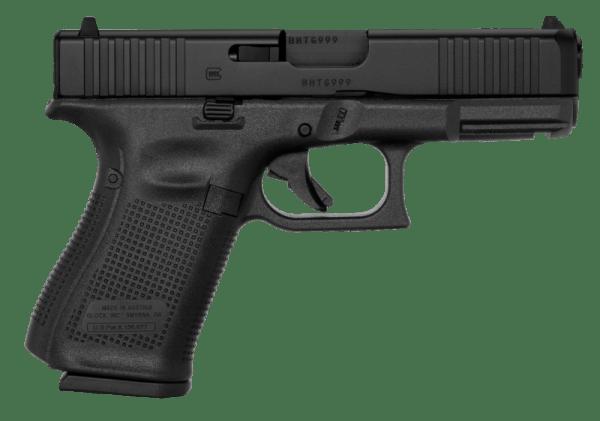 Glock 19 Gen 5 9mm 4.02-inch Barrel 15-Rounds