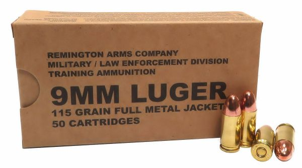 bulk 9mm ammo 5000 rounds