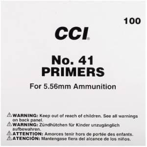 cci 41 primers
