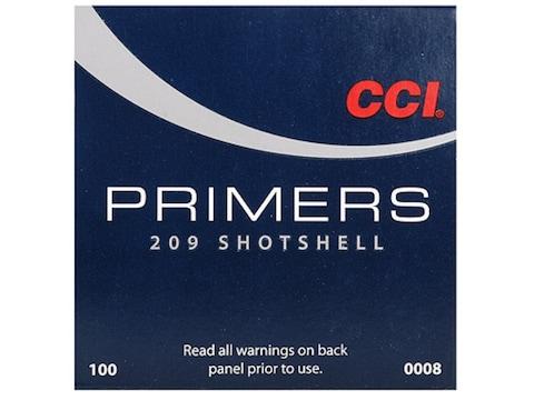 CCI 209m Primers